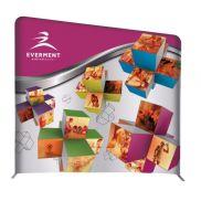 "EuroFit Incline Wall Kit - 8' W x 90"" H"