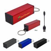 Roadie Wireless Speaker Key Ring