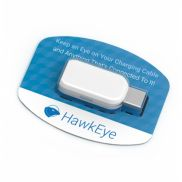 PowerStick HawkEye Charging Cable Security Alarm