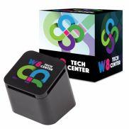 Slanted Cube Wireless Speaker w/ Custom Box