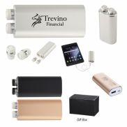 2-In-1 Merge Wireless Earbuds & Power Bank