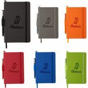 Heathered Hard Bound JournalBook®