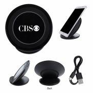 Wireless Phone Charging Pad Stand