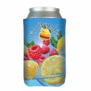 Full Color Slim Kan-Tastic Can Cooler - 12 oz.