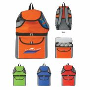 """All in One Cooler Backpack - 12"""" x 17"""" x 5"""""""