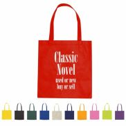 """Promotional Non-Woven Tote Bag - 15"""" W x 16"""" H"""