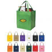 """Non-Woven Shopper Tote Bag - 13"""" x 15"""""""