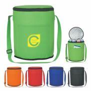 Non-Woven Round Cooler Bag