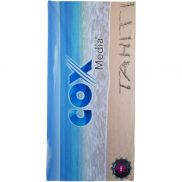 "Full Color Beach Towel - 30"" x 60"""