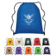 """Non-Woven Cinch Pack - 13""""  x 16.5"""""""