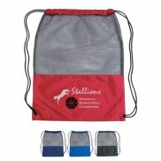 Mesh Promotional Cinch Pack