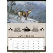 Wildlife Art Executive Calendar