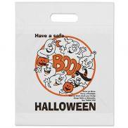 Boo Ghost Die Cut Bag
