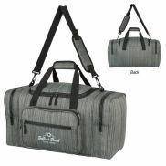 Heathered Duffel Bag
