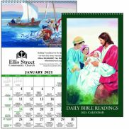 Daily Bible Readings Calendar (Protestant)