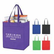 Non-Woven Market Shopper Tote Bag