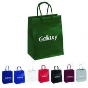 """Crystal Gloss Paper Gift Bag - 7.75"""" x 4.75"""""""