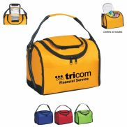 Flip Flap Insulated Lunch Bag
