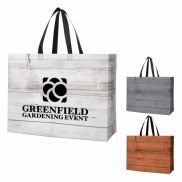 Chalet Laminated Non-Woven Tote Bag