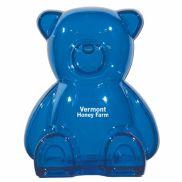 Plastic Bear Shape Bank