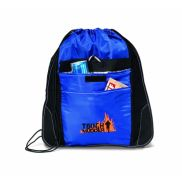 """Elite Cinchpack with Insulated Pocket - 13.5"""" x 17.5"""""""