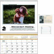 Recipe Pocket Calendar