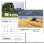 National Geographic Rural Scenes Pocket Calendar