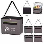 Brighton Heathered Cooler Bag