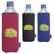 Koozie Full Color Basic Collapsible Bottle Cooler
