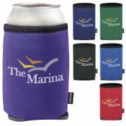 Koozie Full Color Summit Collapsible Can Kooler