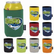 Koozie® Full Color Collapsible Neoprene Can Cooler