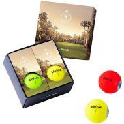 Volvik 4 Golf Ball Box