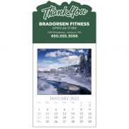 Scenic Stick Up Calendar