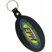 Large Oval Flexible Key-Tag