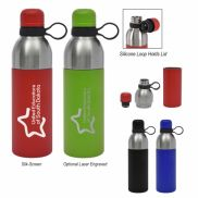 Maxwell Easy Clean Stainless Steel Bottle - 18 oz.
