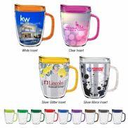Tritan™ Coffee Mug with Lid - 12 oz.