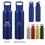 Aluminum Sports Bottle - 20 oz.