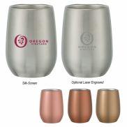 Stemless Wine Glass - 9 oz.