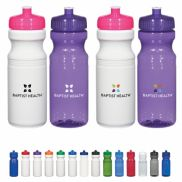 Poly-Clear™ Fitness Bottle - 24 oz.