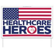 Healthcare Heros Sign