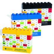 Puzzle Block Calendar