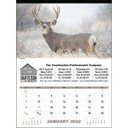 North American Wildlife Executive Calendar