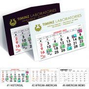 Legacy Desk Calendar