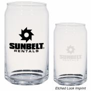 Ale Glass Can - 16 oz.