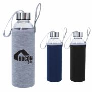 Aqua Pure Glass Bottle - 18 oz.