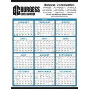 Span-A-Year Non-Laminated Calendar