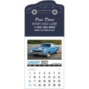 Memorable Muscle Stick Up Calendar