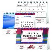 Life's Little Instruction Book Desk Calendar