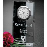 Nordic Clock Retirement Award - 5 in.