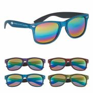 Woodtone Mirrored Sunglasses